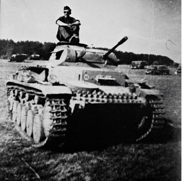 Stalingrad 1 Hans-Erdmann Schönbeck, 1941 in der Ukraine, Credit Repro Michela Morosini